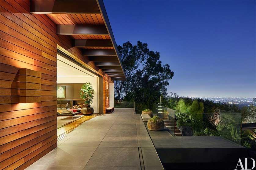 Αυτό, είναι ένα από τα ομορφότερα σπίτια που είχε ποτέ η Jennifer Aniston! 3 12