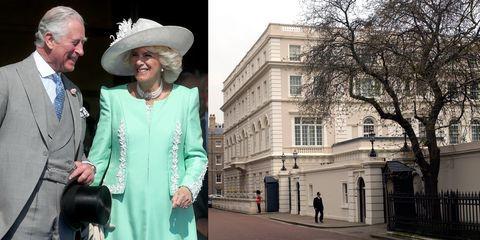 Πού μένουν τα μέλη της βασιλικής οικογένειας της Μ. Βρετανίας; 3 15