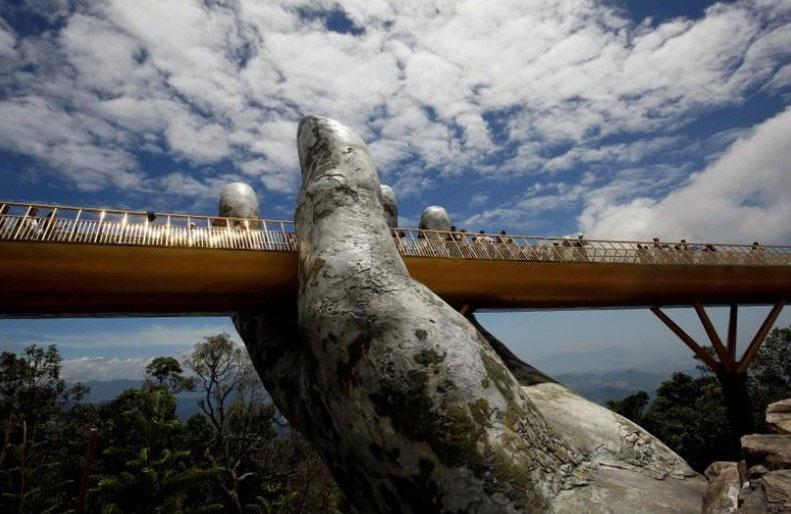 Golden Bridge made in Vietnam 3 9
