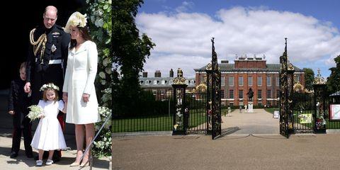 Πού μένουν τα μέλη της βασιλικής οικογένειας της Μ. Βρετανίας; 4 11