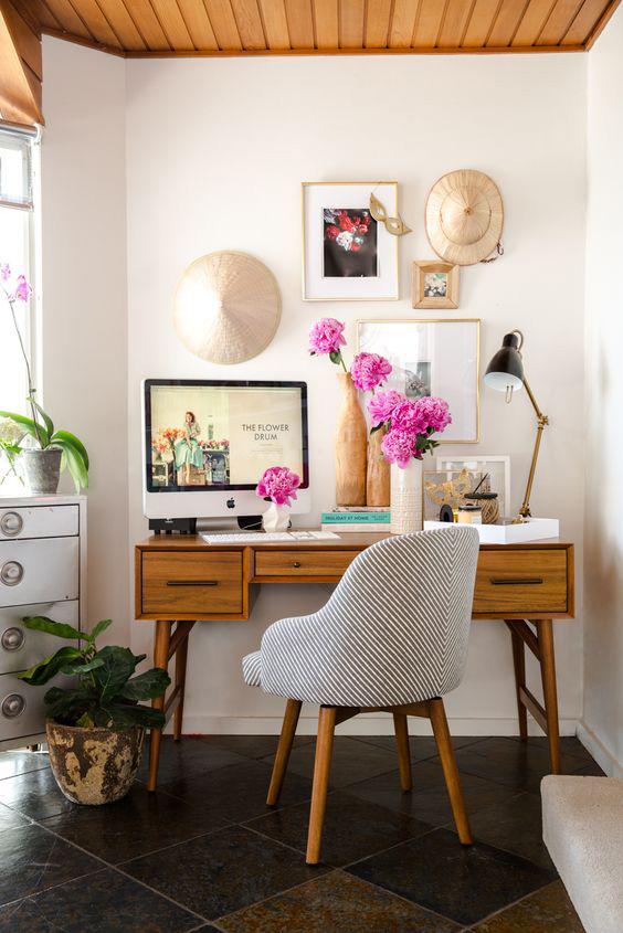 Γραφείο στο σπίτι: Όλα όσα χρειάζεται να γνωρίζετε 4 2