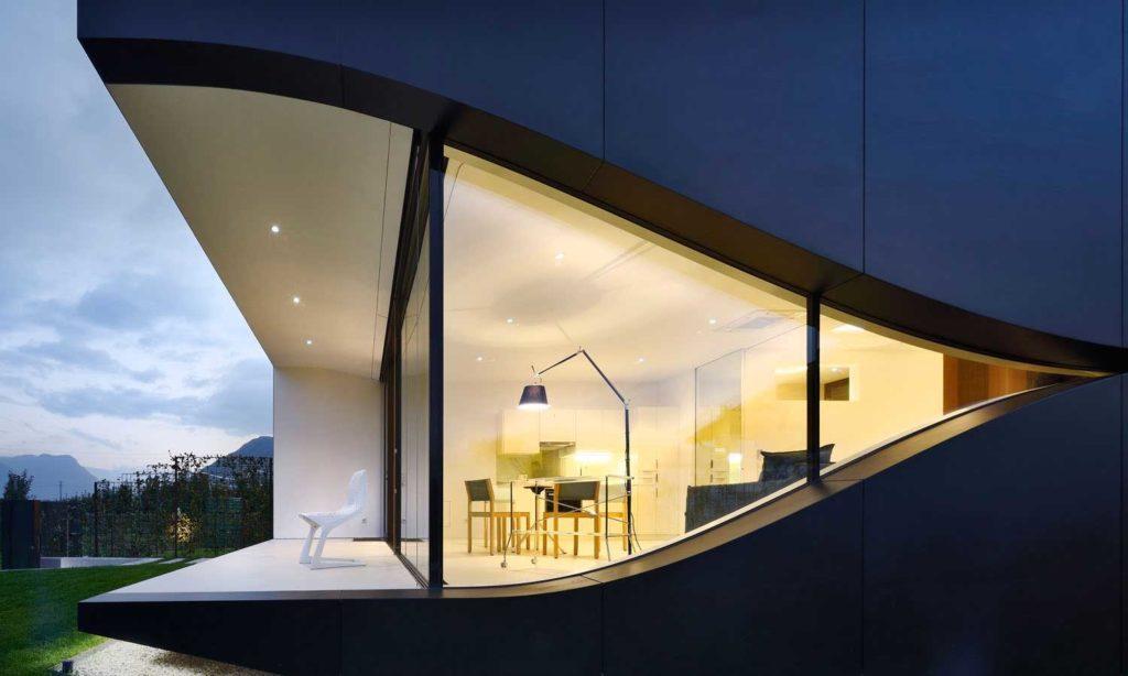 Αρχιτεκτονικές αντανακλάσεις MirrorHouseNorthnorthview 1024x614
