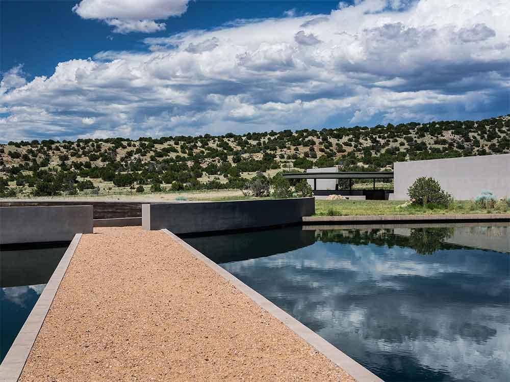 O Tadao Ando μεγαλουργεί… cerro pelon ranch tadao ando dezeen 1704 0