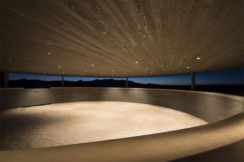 O Tadao Ando μεγαλουργεί… cerro pelon ranch tadao ando dezeen 1704 5