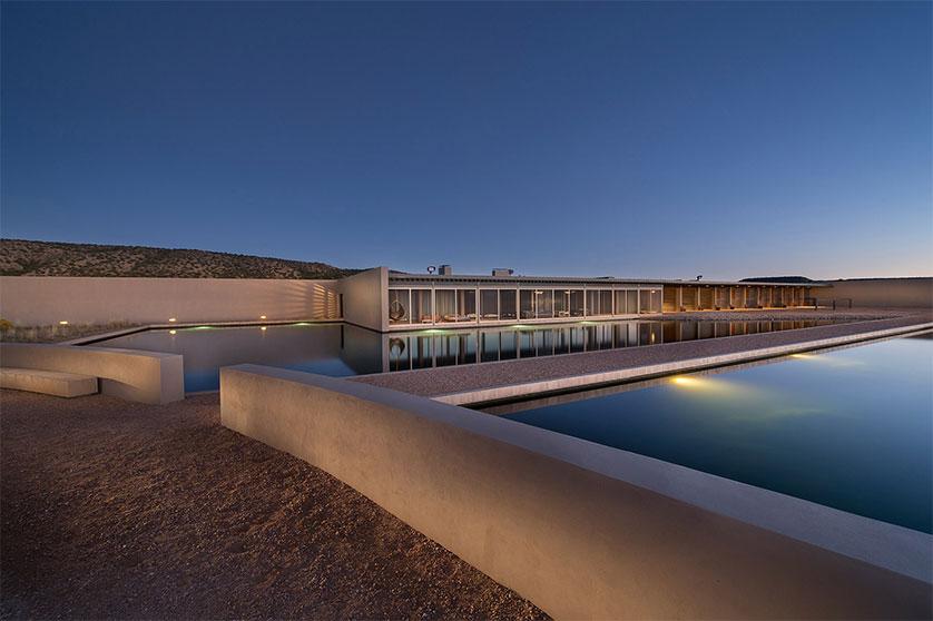 O Tadao Ando μεγαλουργεί… cerro pelon ranch tadao ando dezeen 1704 7