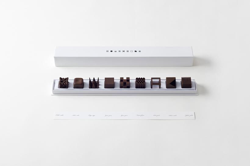 chocolatexture by Nendo chocolatexture17 akihiro yoshida