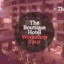 «Πώς να προδιαγράψετε ένα επιτυχημένο Boutique ξενοδοχείο από τον σχεδιασμό μέχρι την πώληση!»